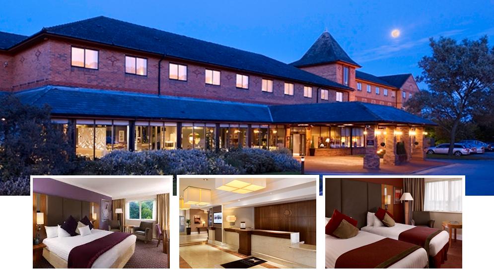 Double tree hotel sheffield